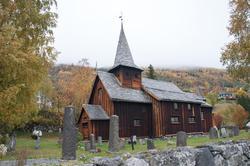 Hol gamle kirke