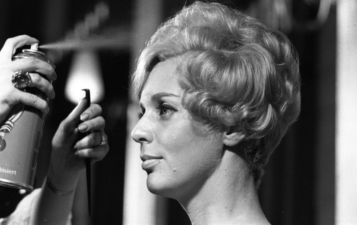 Frisyrerna i höst 31 augusti 1965