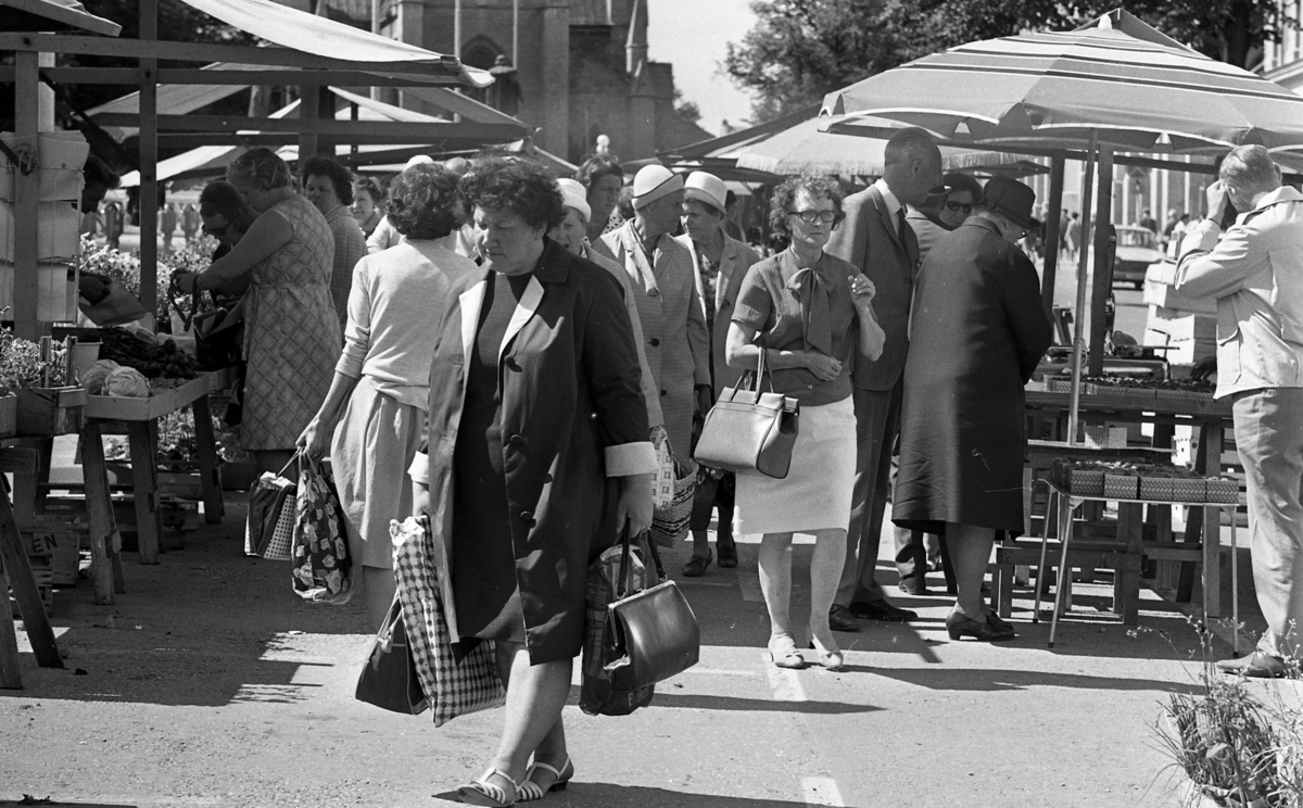 Torgdag, 7 juli 1967