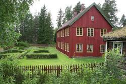 Åsetbygningen fra Nordre Åset, Åmot (Foto/Photo)