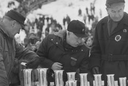 NM på ski i Meldal 1970 Hopp