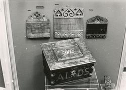 Billedserie fra ei tidligere utstilling ved Sunnmøre Museum