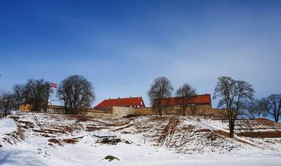 Utsikt til festningen (Foto/Photo)