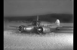 En måndagseftermiddag i början av december 1950 gjorde kapte