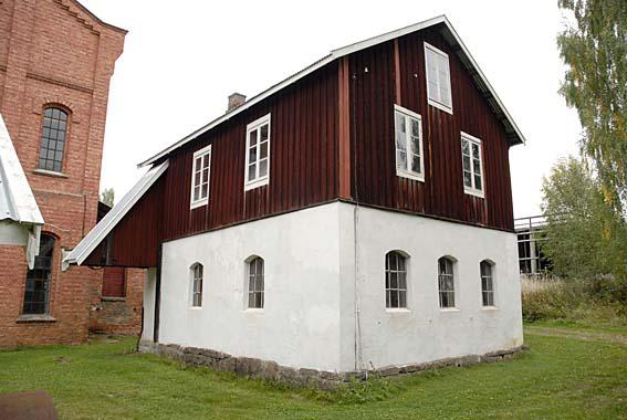 The old workshop at Klevfos. (Foto/Photo)