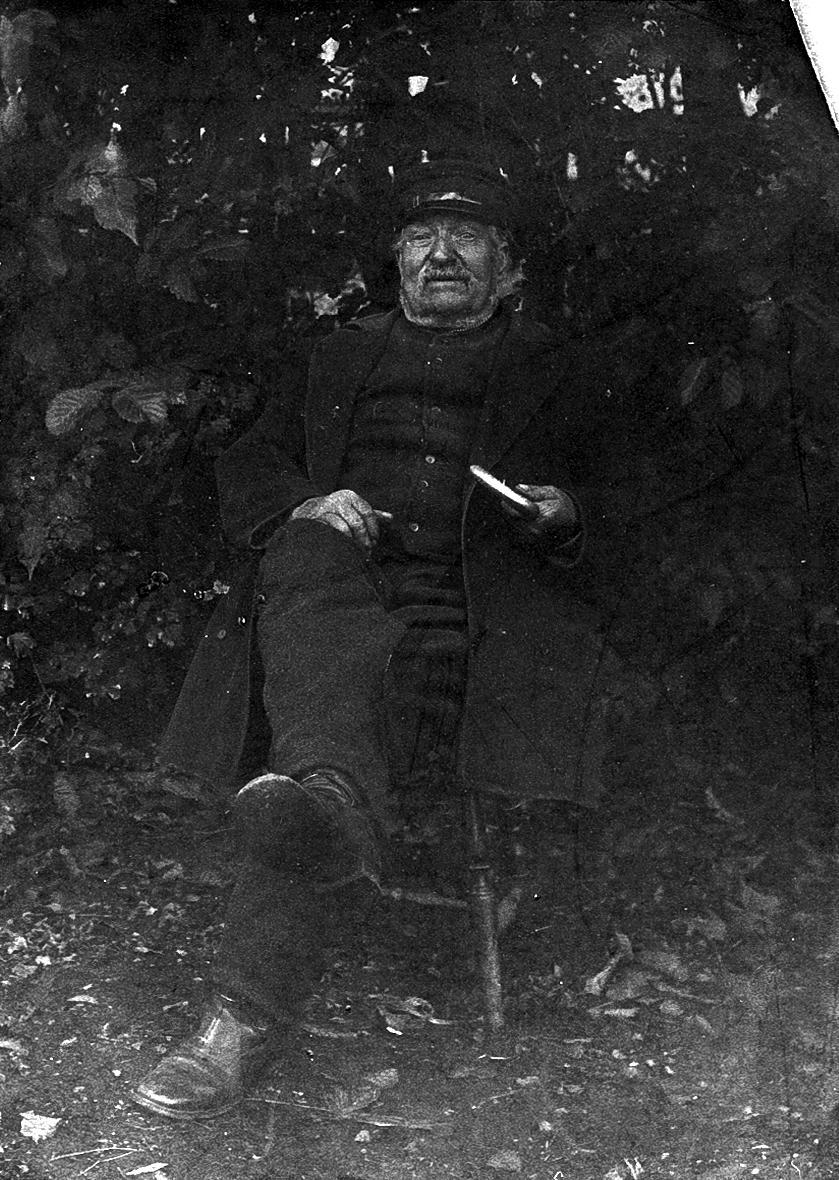 Adolf H. Zetterberg.