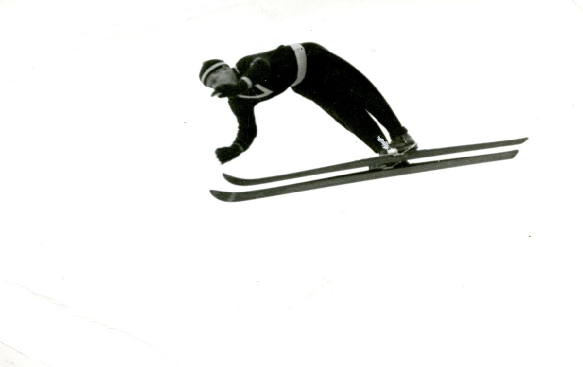 Kongsberg skier Birger Ruud at Zakopane