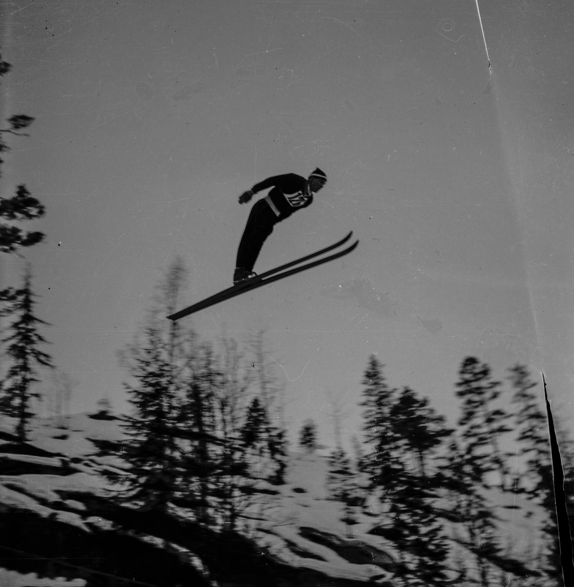 Ski jumping at the Hannibalbakken