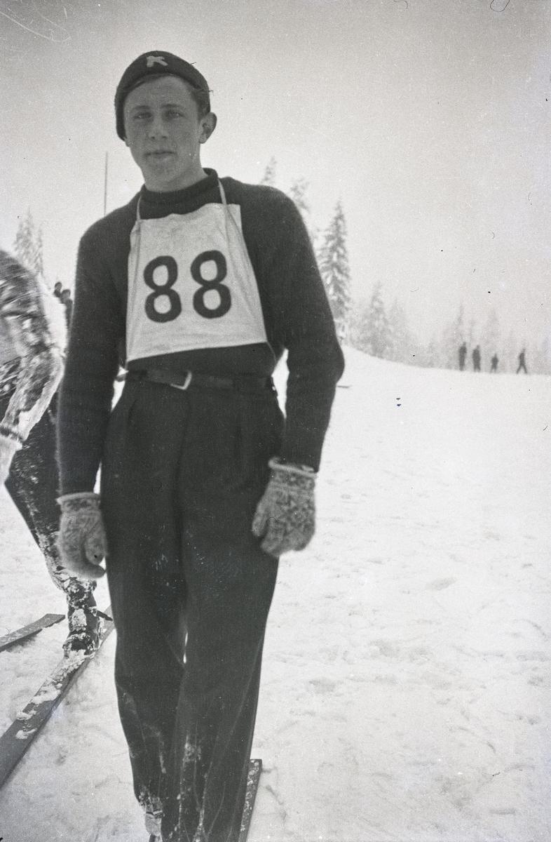 KIF athlete