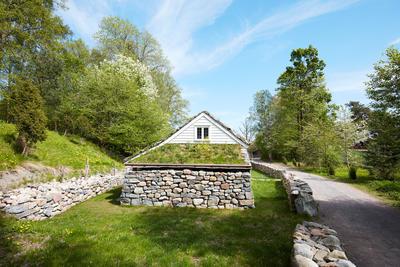 The House from Jæren at Norsk Folkemuseum. Foto/Photo