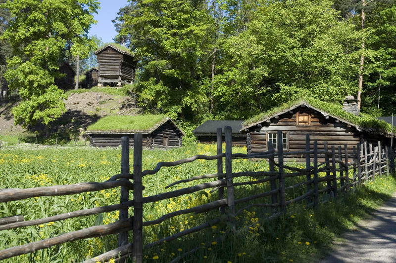 The Dairy Farm from Gudbransdalen