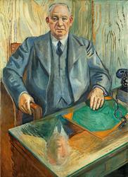 Portrett av Richard Osmundsen [Oljemaleri]