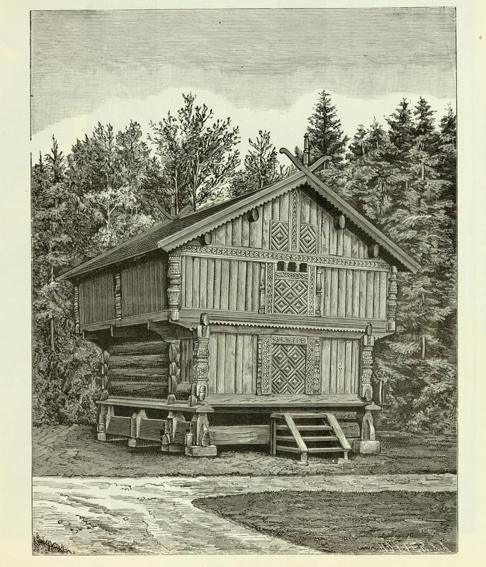 Berdalsloftet. Foto/Photo