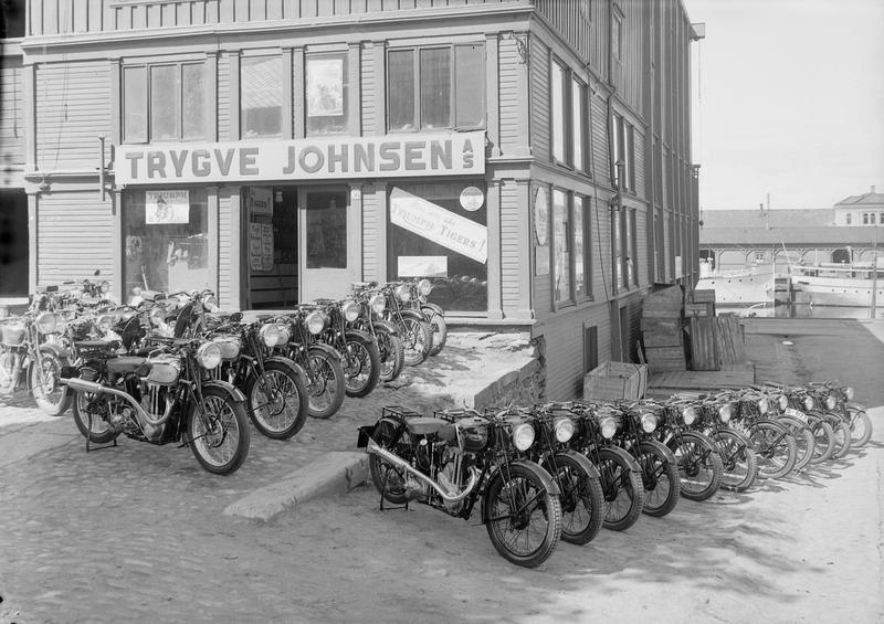 Motorsykler (Foto/Photo)
