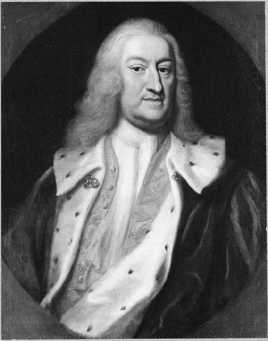 Arvid Bernhard Horn af Ekebyholm (1664-1742), greve, generallöjtnant, riksråd, president