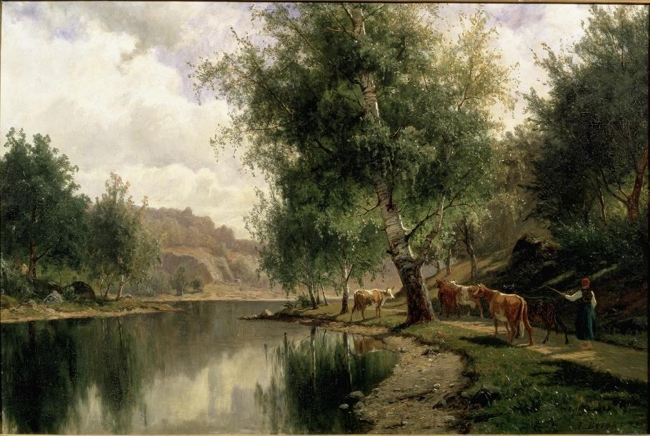 Sommarlandskap