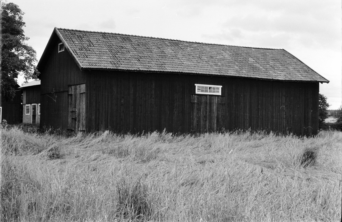 Lada och lider, Råsta 1:2, Tensta socken, Uppland 1978