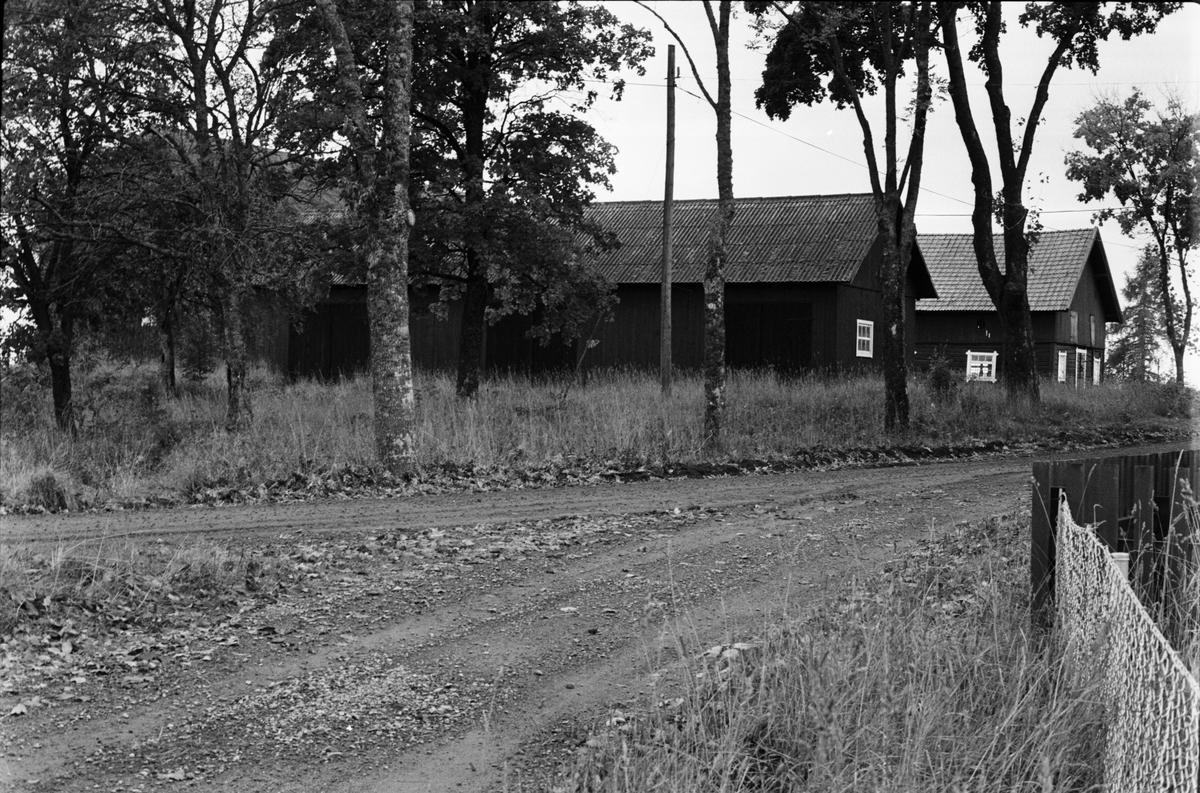 Lider och ladugård, Järsta 4:3, Tensta socken, Uppland 1978