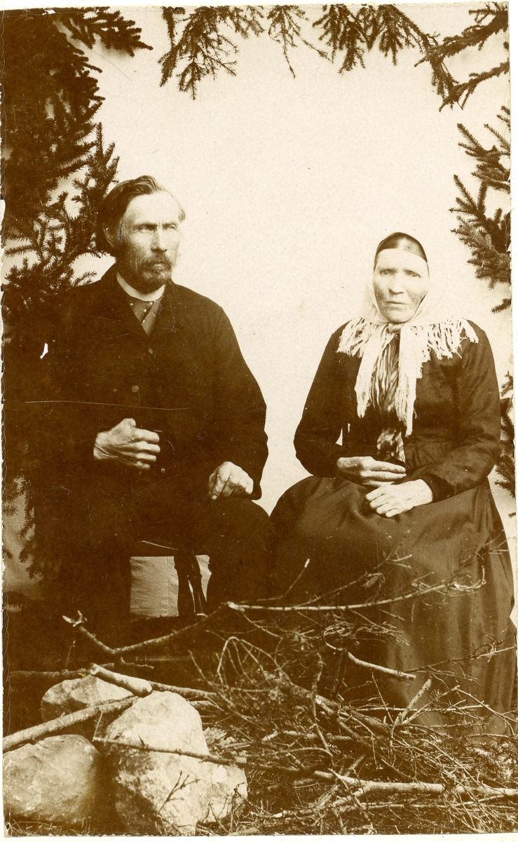 Anders og Rannei Brenno.
