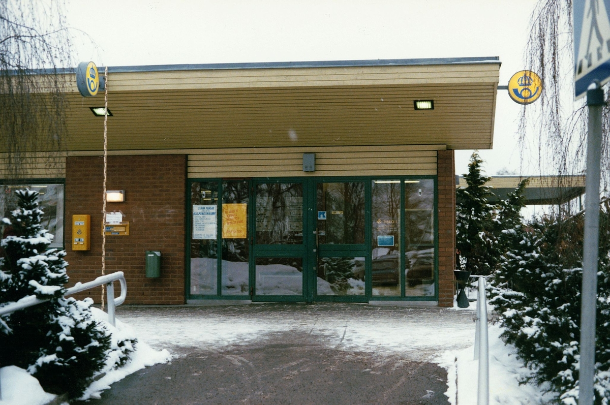 Postkontoret 543 01 Tibro Centrumgatan 6