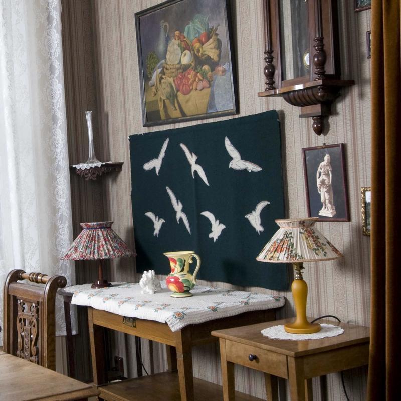 NF.32823-001. Gunda Eriksens hjem