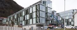 Haukeland universitetssykehus, Barne- og ungdomssjukehuset (