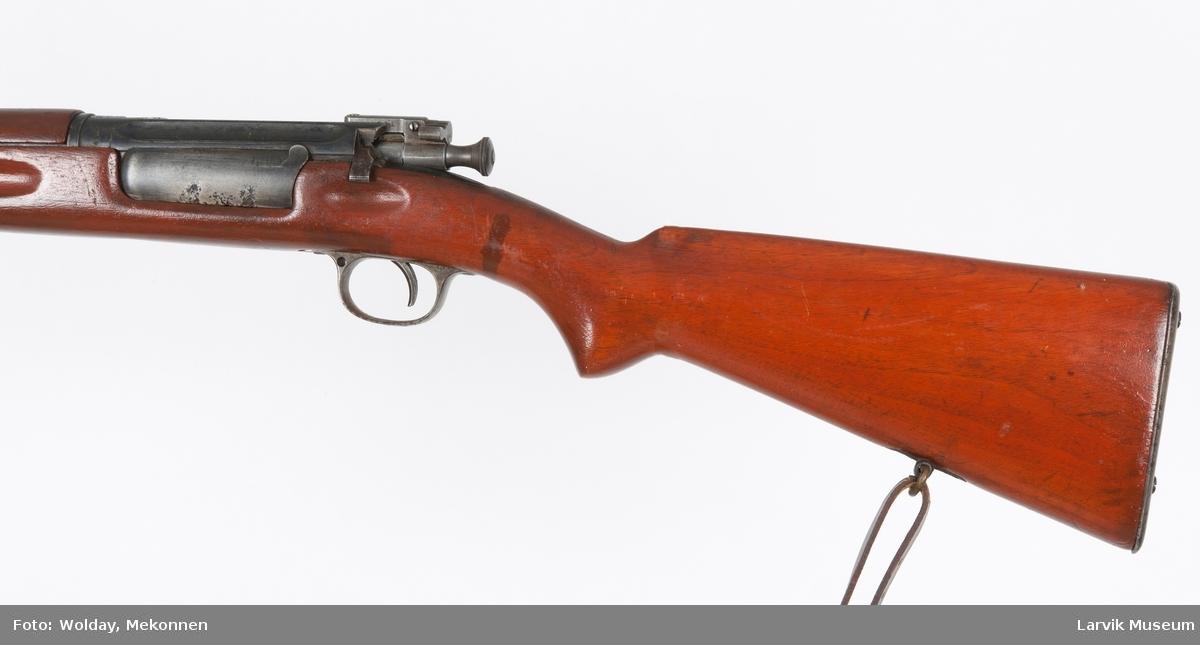 Krag-Jørgensen rifle