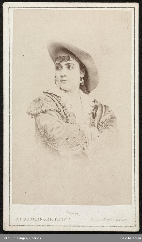 Menken, Adah Isaacs (1835 - 1868)