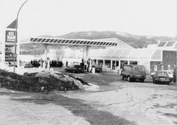 Den tidligere Mobilstasjonen i Hakadal ble til Hydrostasjon