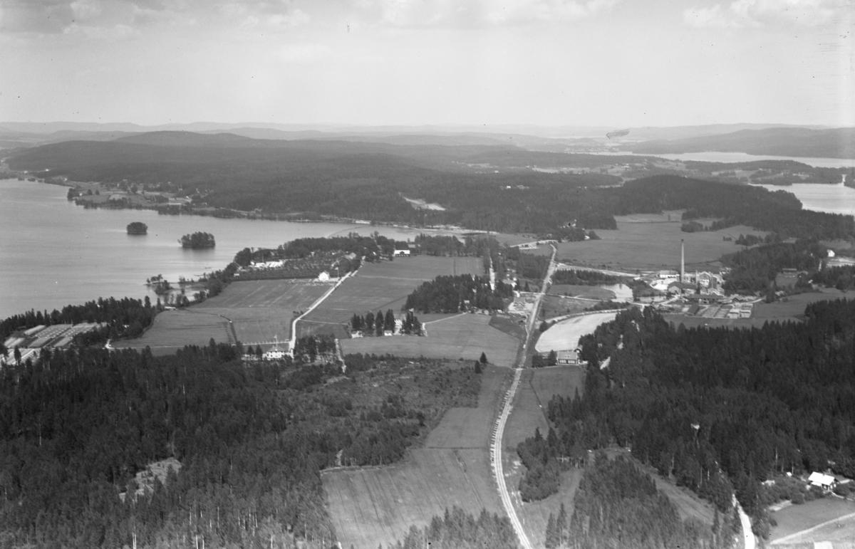 Svaneholm, SO. Svanskog. Säffle Kommun. år 1935.