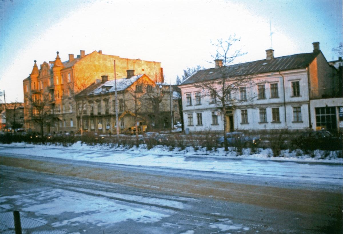 Karlstadsbild från 1970-talet.