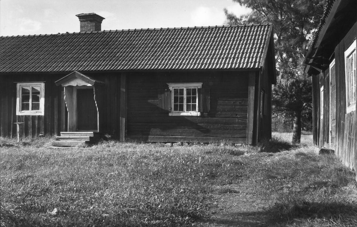 Gammal gård i Storvik.