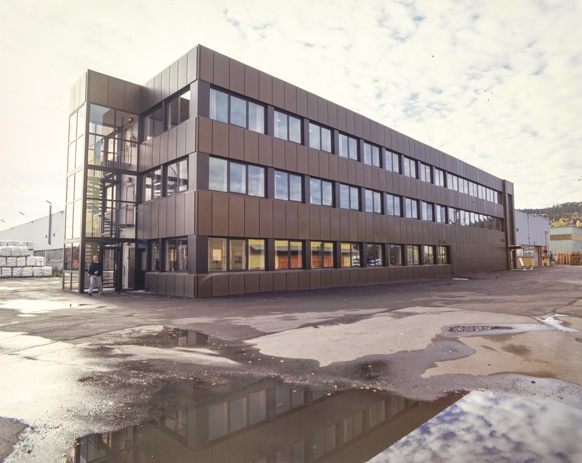 Group no. 64-60-02-00  Picture no. 159969..Lillestrøm Fabrikkker, Dyno.Business Senter eksteriør
