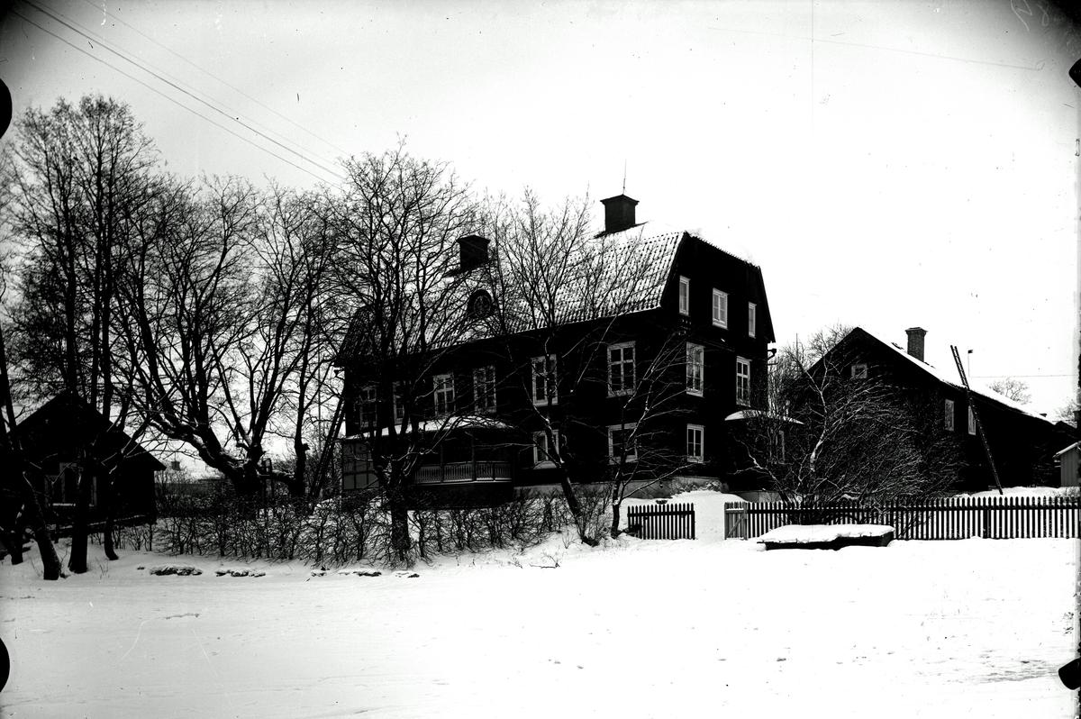 Prostgården, 1907.