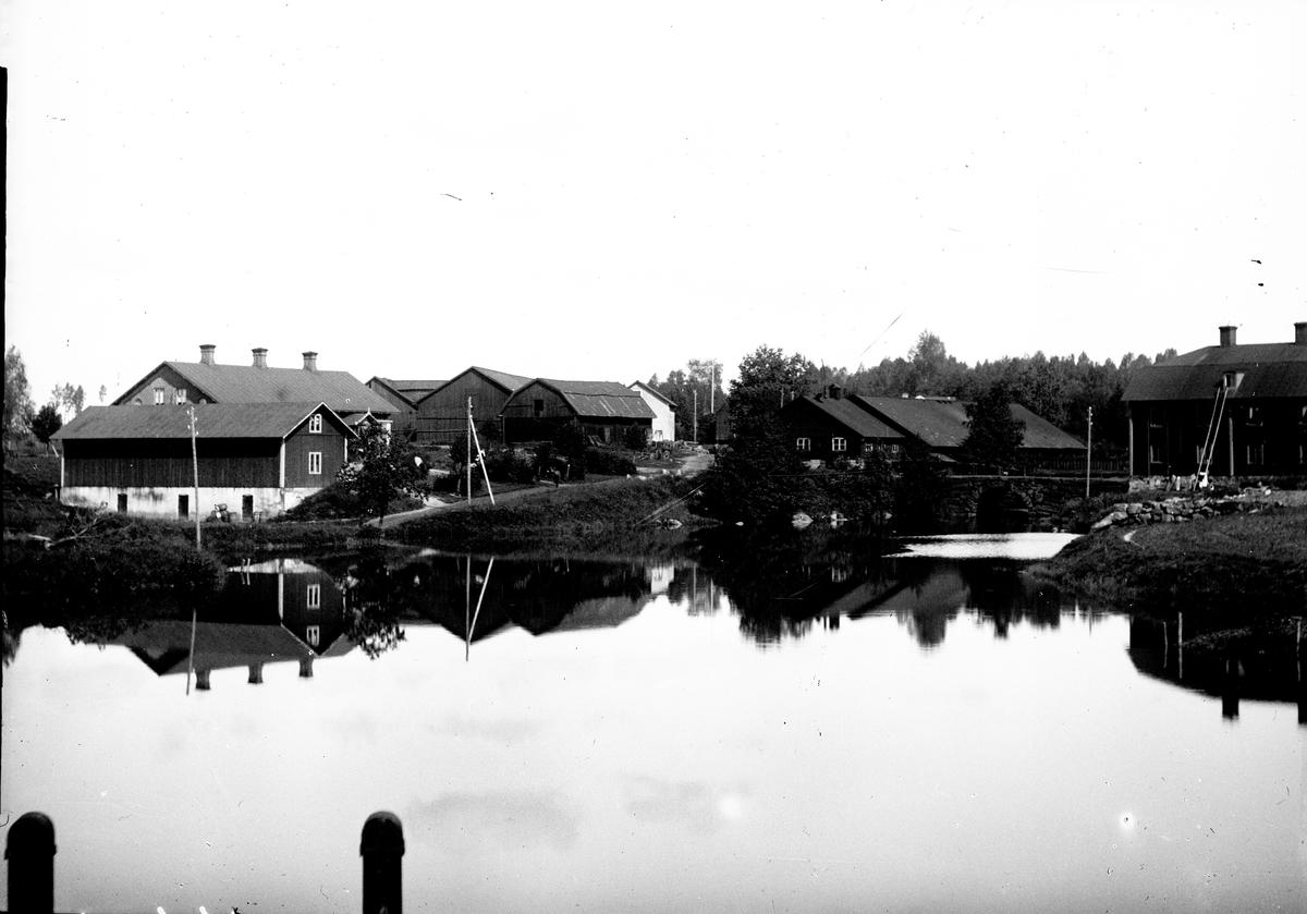 Bruksbild, 1900-1910.