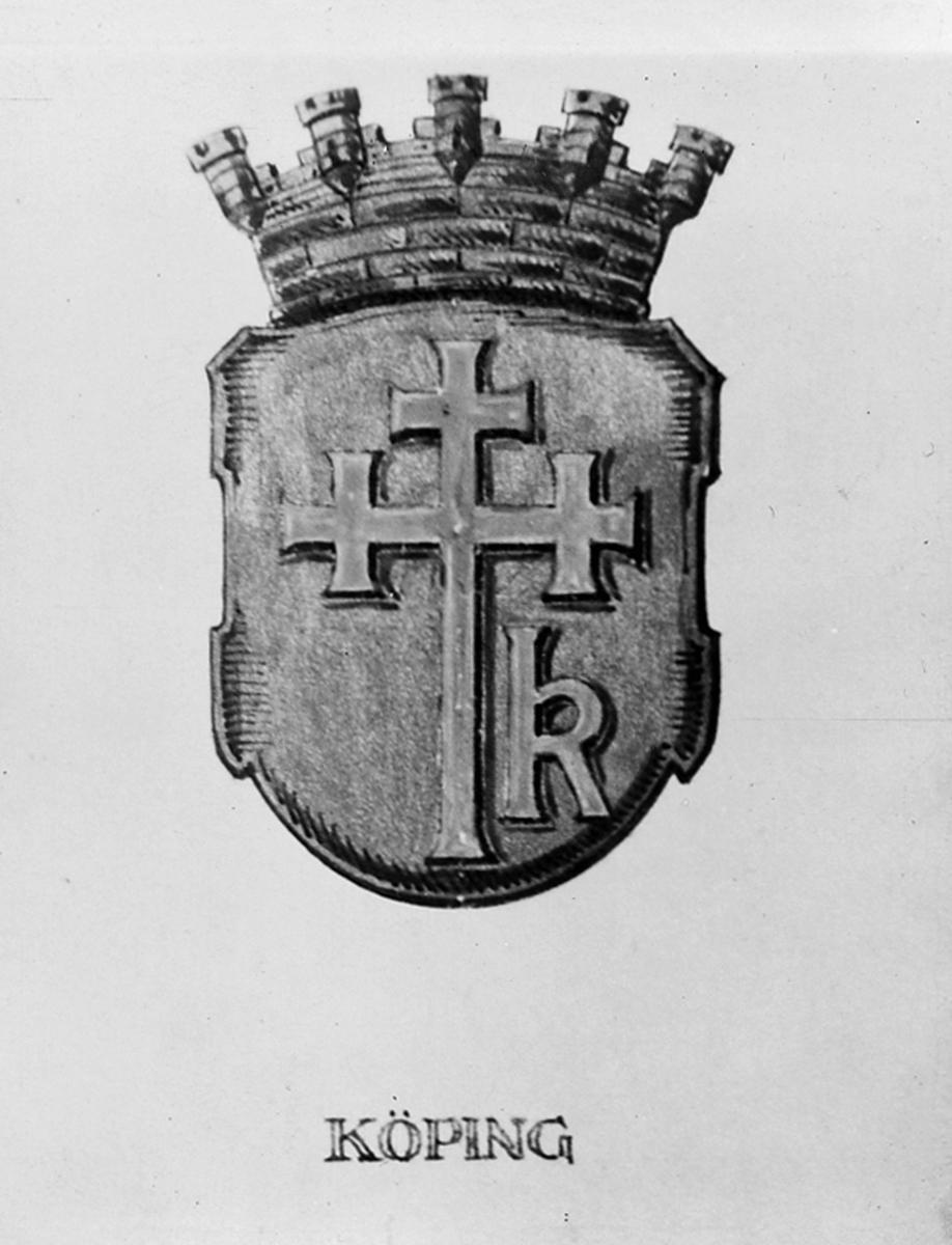 Köpings stads sigill 1766