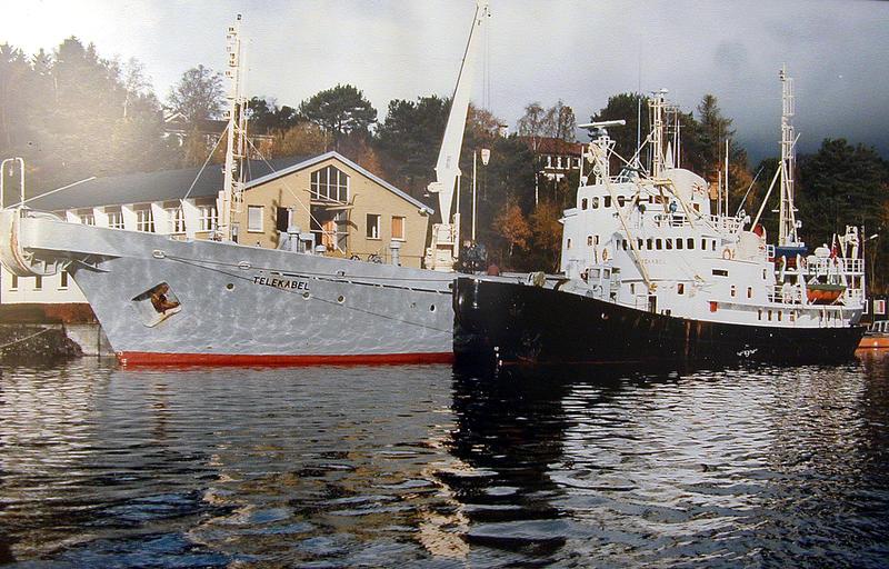Sjøkabellager Dolviken historisk 3 (Foto/Photo)