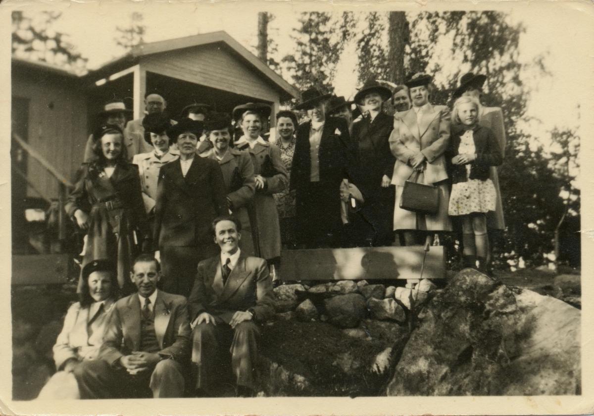 En dag i Furuvik, år 1943