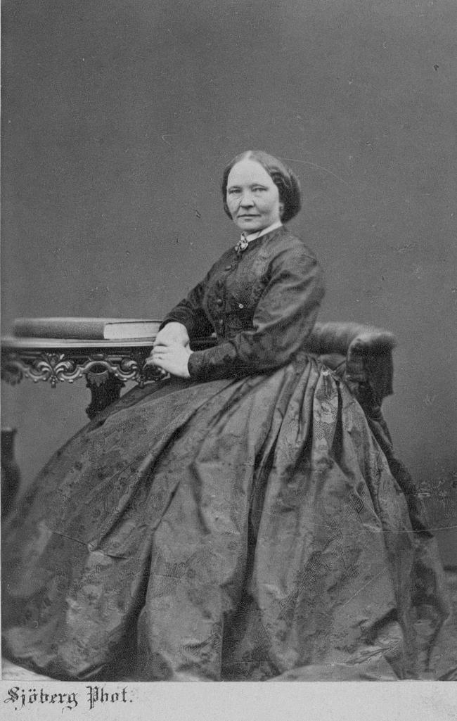 Anna Davidsson.