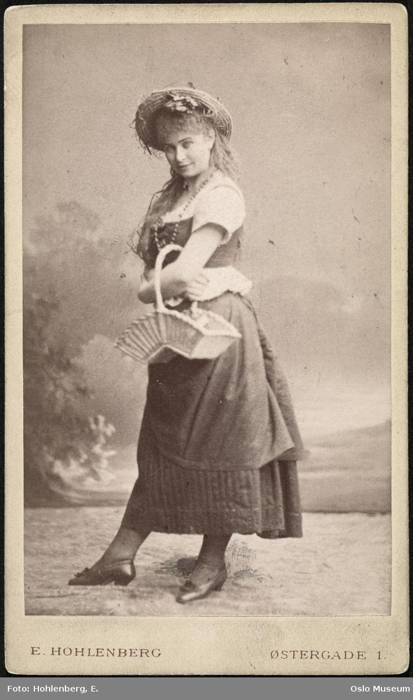 Ludvigsen, Louise (1860 - )