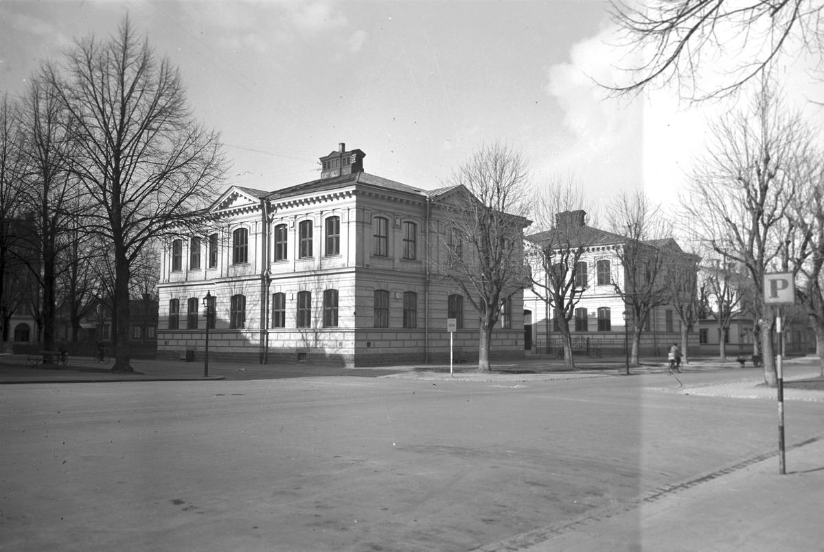 Skolhus Norra Folkskolan  Maj 1942