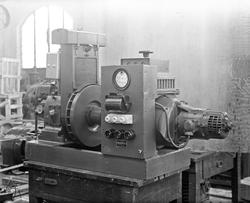 Ingenjörsfirman Browin Generator för röntgen  12 januari