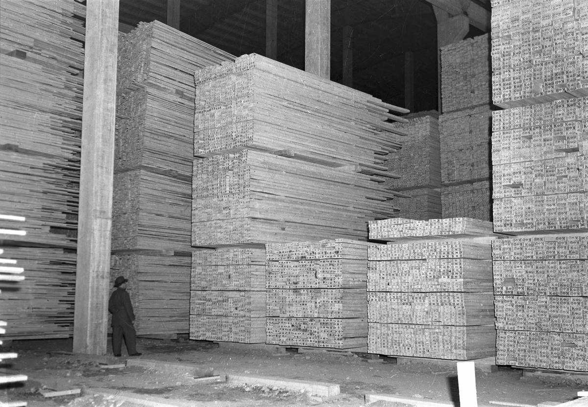 Virkesmagasinet. Korsnäs AB är ett av Sveriges ledande skogsindustriföretag som tillverkar kartong, säck- och kraftpapper, fluffmassa till hygienprodukter och sågade trävaror.