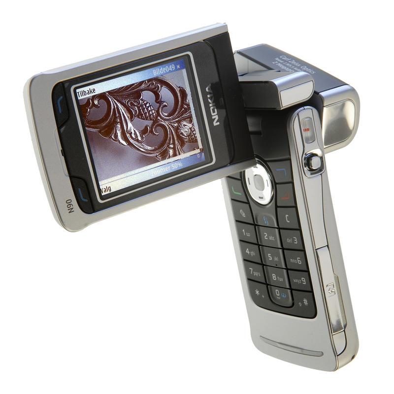 UMTS. Nokia N90 fra 2005
