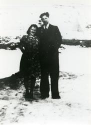 Randi og Carl Carstens.