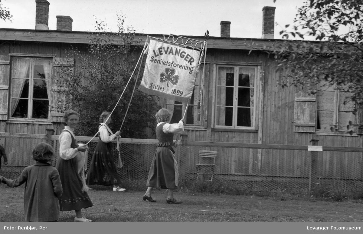 Kretsmøte i Saniteten Levanger.