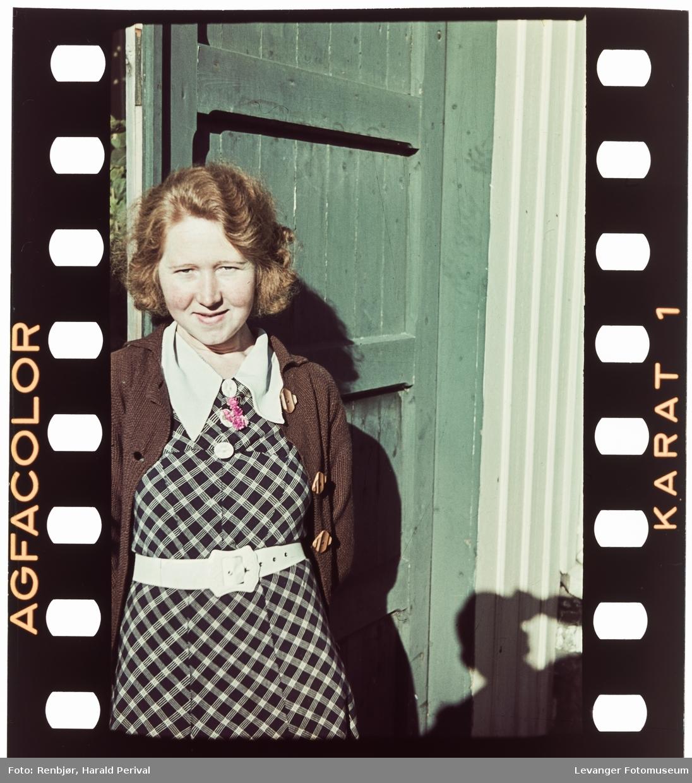 Wivi Ohlonquist jobbet i fotoforretningen.