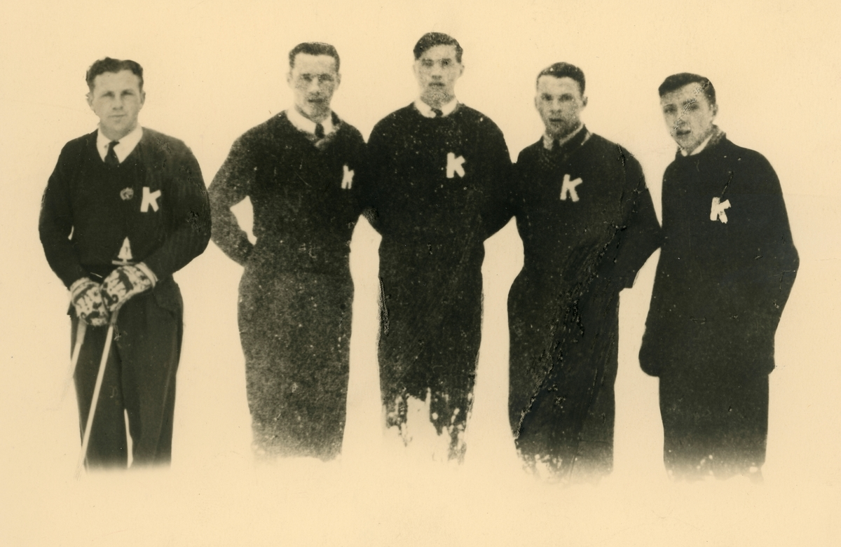 The Ulland-brothers from Kongsberg
