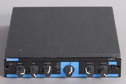 Audioprosessor