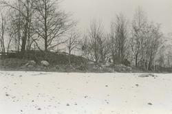 Ett gravröse från bronsåldern i Dvärgstad.